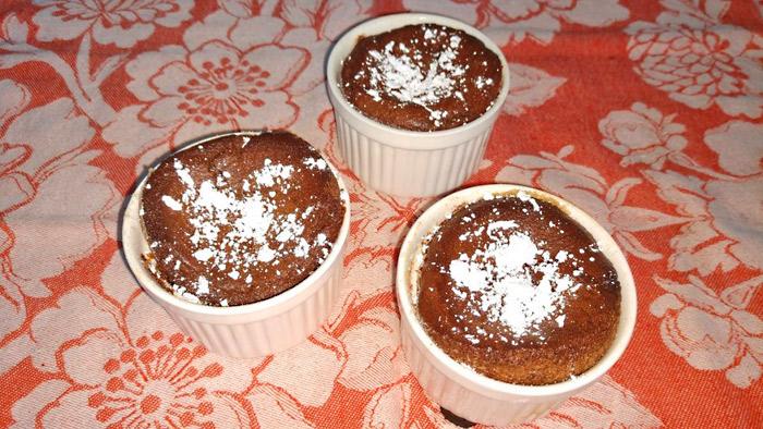 Chocolate Souffle - EAT MY MEMOIR