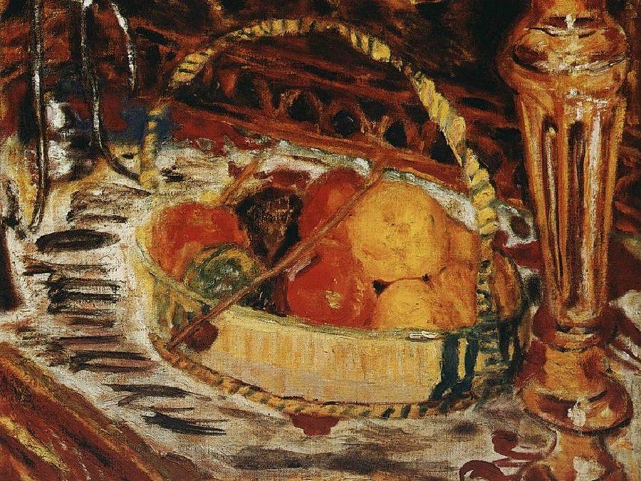EAT MY MEMOIR.COM - Painting by Pierre Bonnard