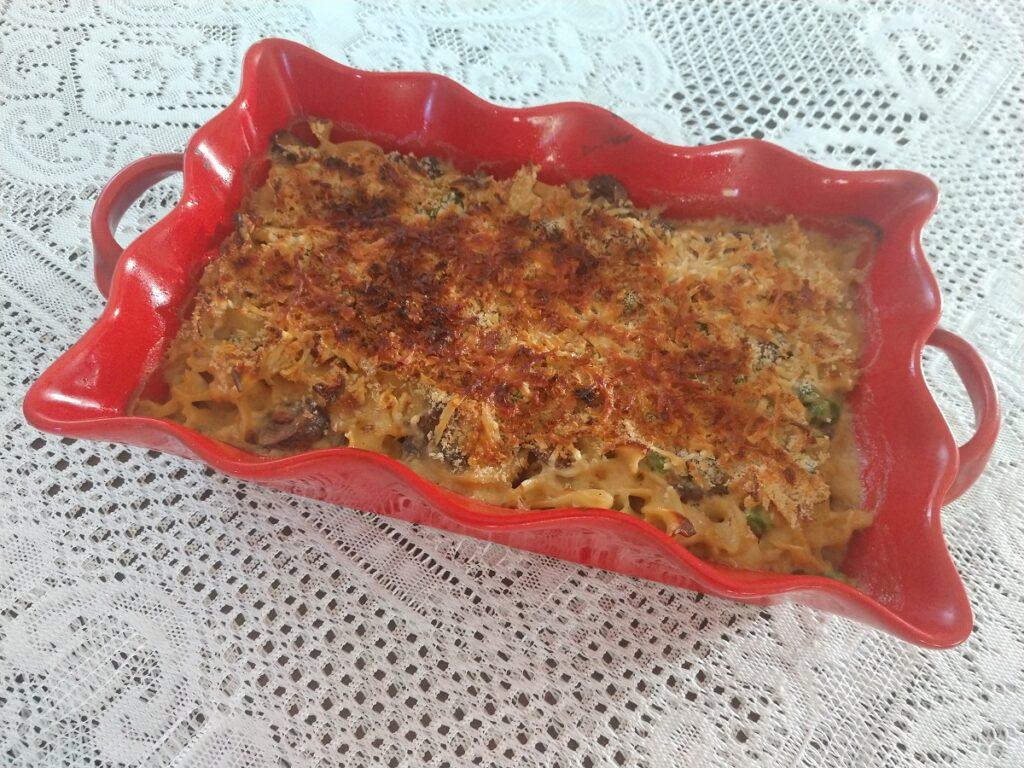 TUNA CASSEROLE RECIPE   Eat My Memoir - Ann Landi'sStories about Food & Family